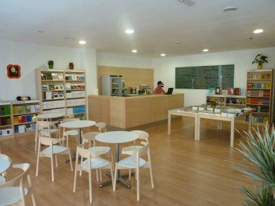 Café - Librería